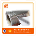 self adhesive metalized pvc wrapping curtain pipe film paper