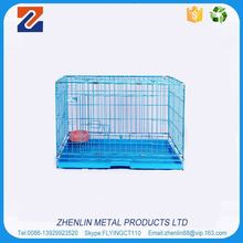 Factory wholesale good quality alu dog cage