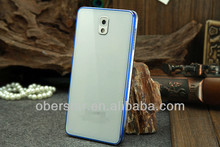 New Stylish Metal Toughened Glass Back Cover Protective Shell Case For Samsung Galaxy Note3 N9000