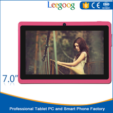 Custom tablet manufacture 7 inch android mid tablet pc manual