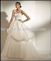 2012 Bare Back New Style Wedding Dress TH8859