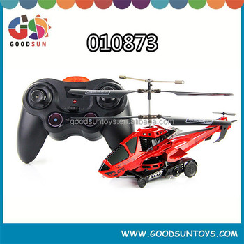 2015 high speed red-infrared rc helicopter with gyro window box with light 010873