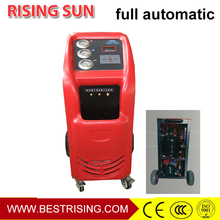 Full automatic car air conditioning machine