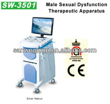 Chinese medical based male sexual dysfunction treatment machine