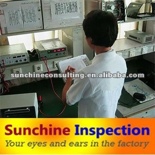 Production Monitoring Inspection