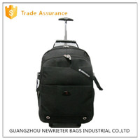 Average Size Laptop Backpack Travel Tool Bag Trolley