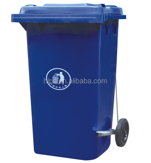 government purchase 240 lite corrugated plastic recycle bin stackable vegetable bins public rubbish bin