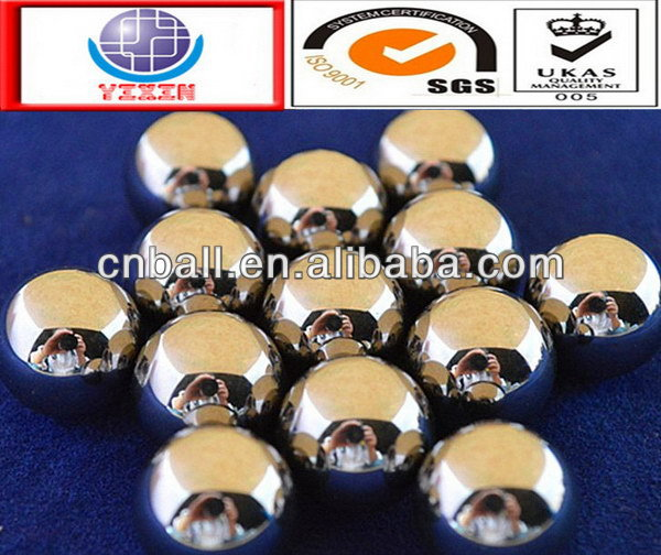 Good quality best sell aisi 430 zhongrui stainless steel ball