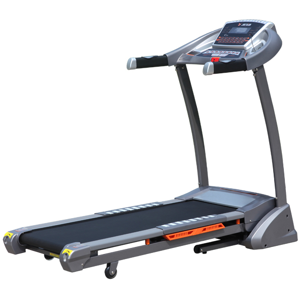 Home use electric treadmill deluxe motorized treadmill with speaker / with MP3