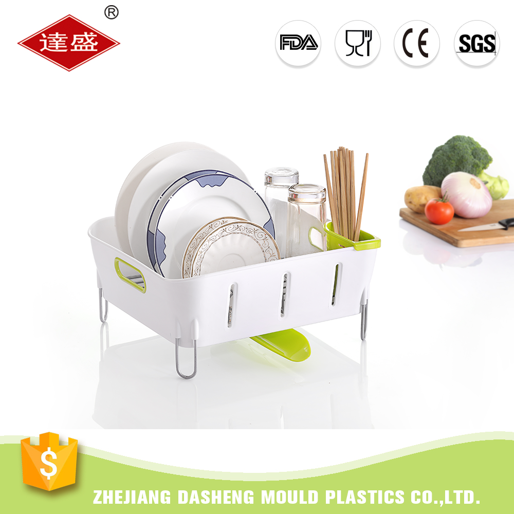 Household kitchen multifunctional cupboard drain dish rack