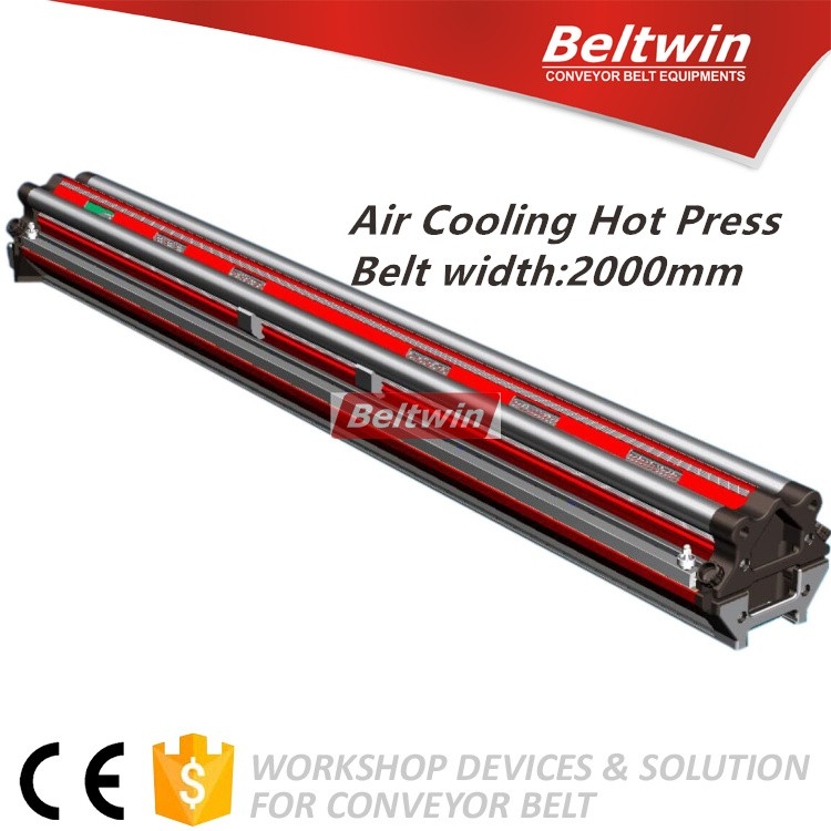Beltwin High Efficiency European PVC PU Rubber Belt Ply Separator Splitting Machine