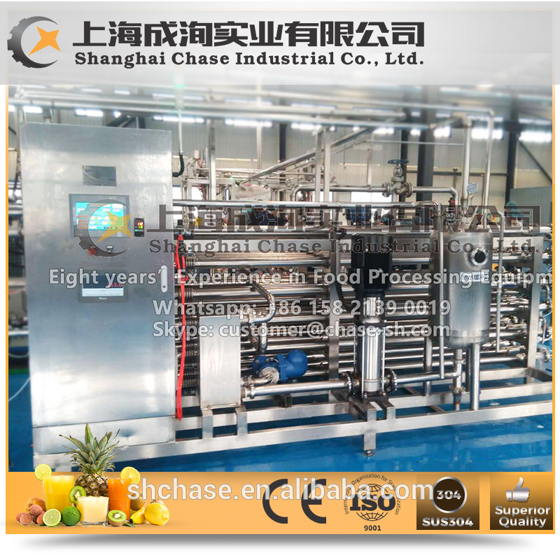 Stainless steel juice processing machine