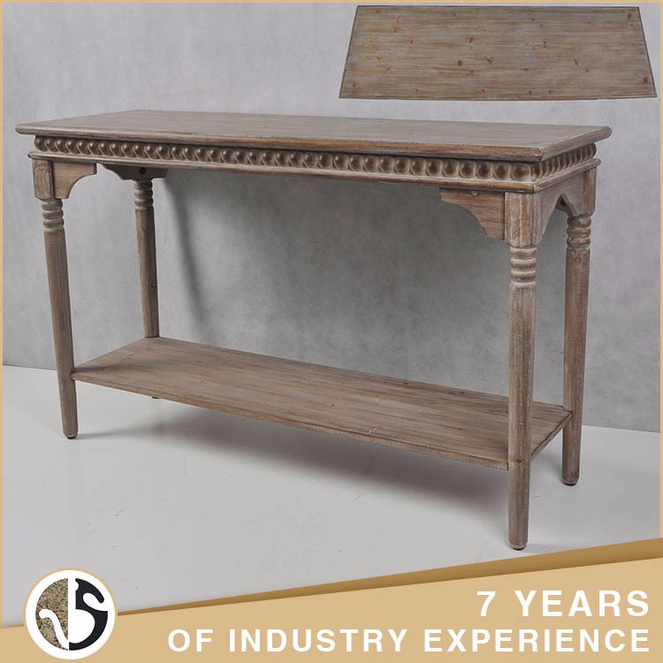 Contemporary Wed Exhibition Chinese Lobby Console Table