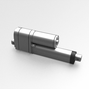 heavy duty automatic electrical linear actuator with 12v or 24v dc and 10k potentiometer
