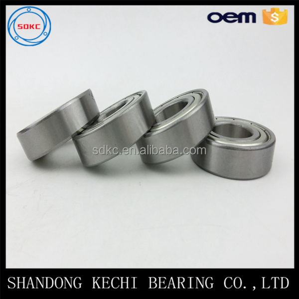 China Factory High Quality Deep Groove Ball Bearing 6301 ZZ Size 12*37*12mm