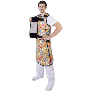 High quality 0.50mmpb x ray protective lead apron