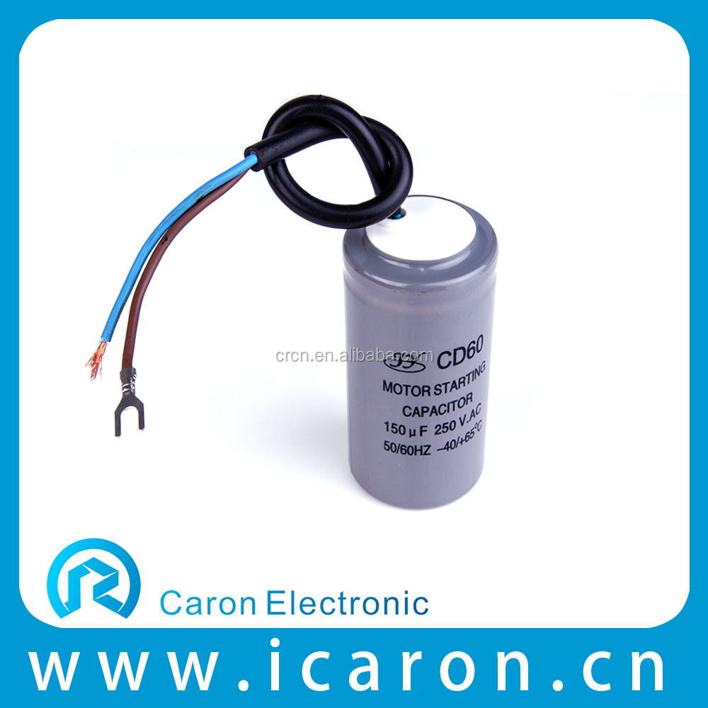 Cd60 Motor Starting Capacitor 250vac 300uf 50 60hz Buy