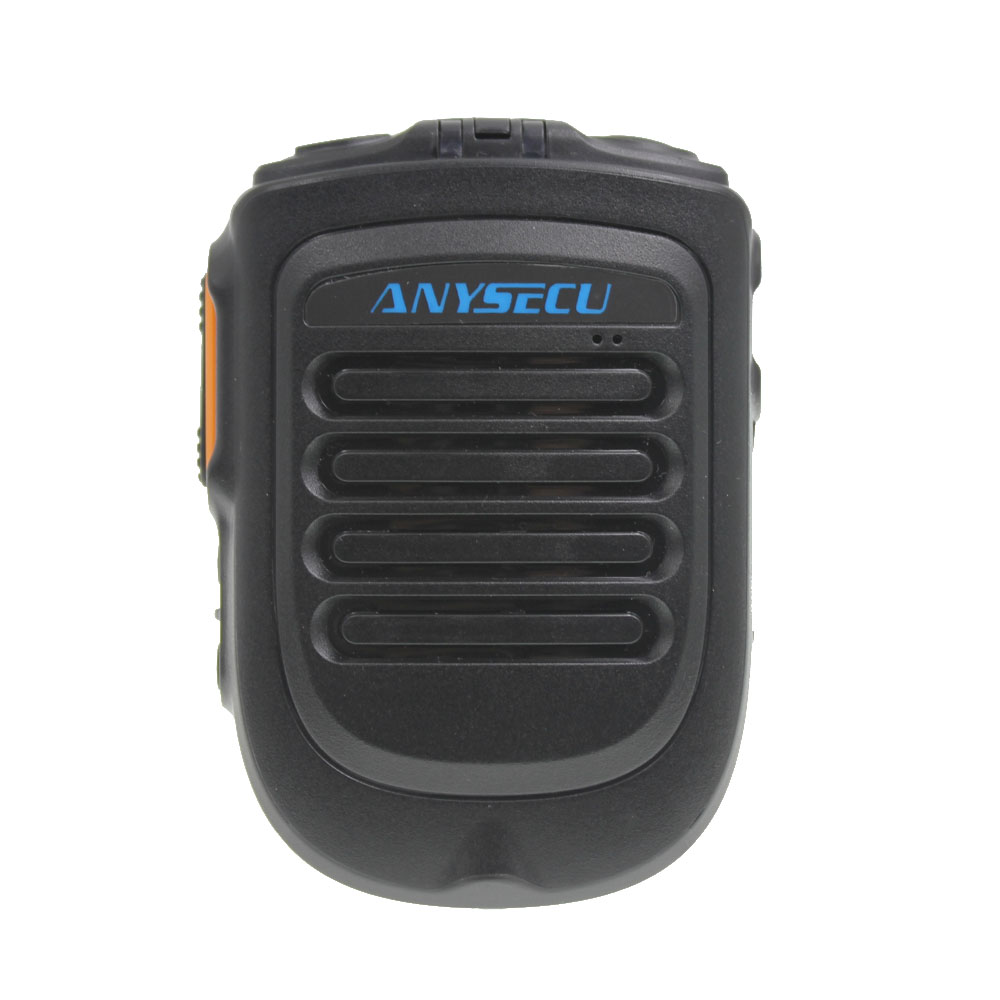 PTT Radio Bluetooth Microphone B01 pour W7 W7plus TM-7 Radio IP travailler avec REALPTT ZELLO application micro main sans fil - ANKUX Tech Co., Ltd
