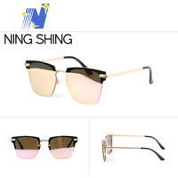 Manufacturer Supply Reasonable Price Cheap Brand Name Sunglasses With Custom Logo