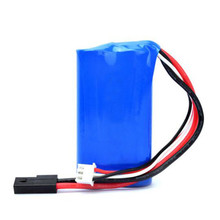 HOT Sale 7.4v 2200mAh batteries electric bikes use rechargeable lithium ion battery li-ion battery motorcycle
