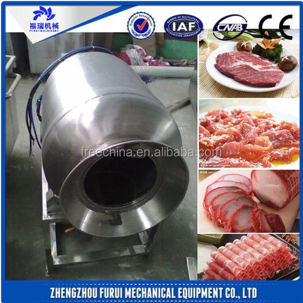 Good performance roll kneading machine manufacturer/vacuum meat rubbing machine