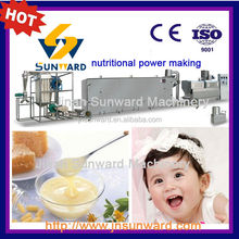 CE-certificated baby food processing line
