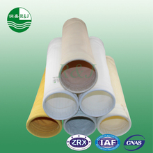 High Performance Pocket Filter Type Non-woven Baghouse Filter Bags