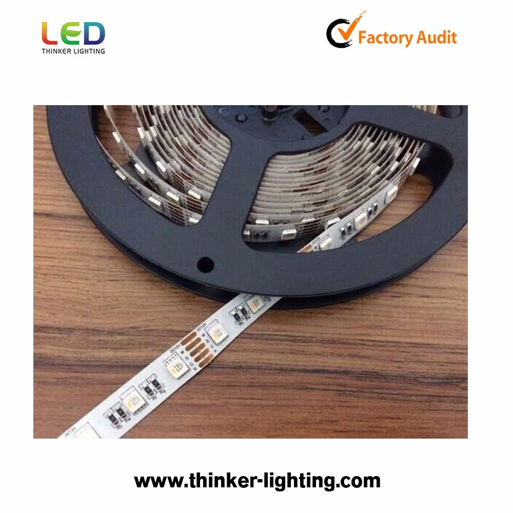 Best quality 300leds led strip light 5050 60d rgb 12v for sale