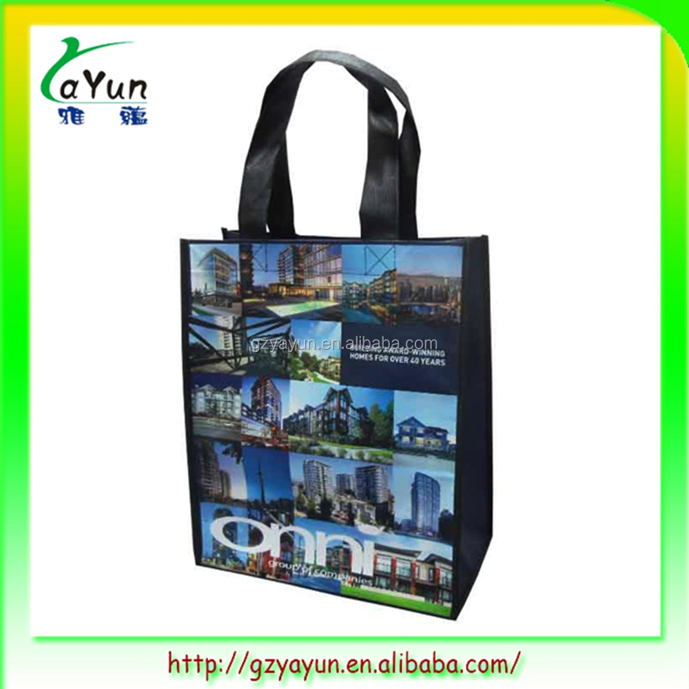 pp cheap nonwoven wholesale cheer custom printed bag