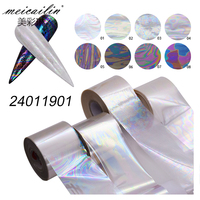 Transfer Foil Nail Art Star Design Sticker Foil for Nail