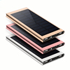 2018 New Solar 20000mah Power Bank External Battery 2 USB LED Powerbank Portable Mobile Phone Charger for Smartphones