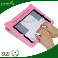 silicone handle waterproof bumpers EVA foam tablet cover EVA tablet case for ipad 2 ipad 3 ipad 4