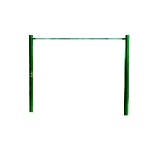 Outdoor high quality standard adult gymnastics buries the horizontal bar