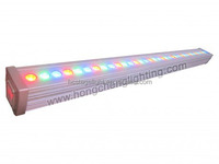 led light bar 36x3W RGB ip65 waterproof led wall washer lights outdoor