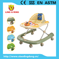 POPULAR NEW BABY WALKER WITH LOVELY DEER FACE AND LIGHT BABY MUSICAL WALKER