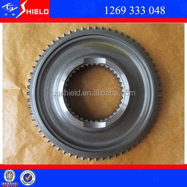 Iveco Trucks Used Parts Gearbox Coupling Body Truck Tractor for ZF 5S-111GP Second Hand Tractor 1269333048