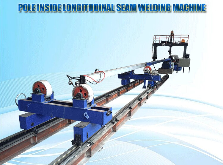 Best Price Automatic CNC Internal Seam Gas Shield Welding Machine