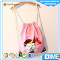 China Wholesale Fashion New Polyester Drawstring Bags