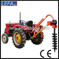 3 Point PTO tractor soil hole digger