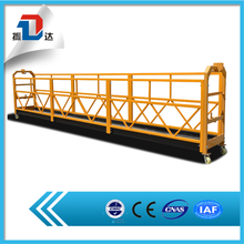 TOP Selling Material Loading Crane Suspended Platform Policy Scaffolding