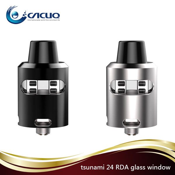 CACUQ Newest Coming Original Geekvape Griffin 25 Mini RTA Tank , Tsunami 24 Glass , Eagle Tank