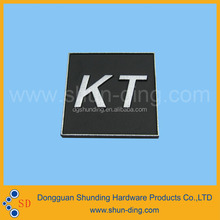 Custom made self-adhesive aluminum sticker