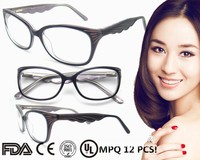 china wholesale optical eyeglasses new model optical frame butterfly design