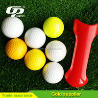 2-pc golf driving range balls