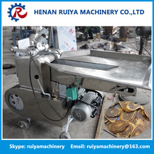 200-250kg/h capacity licorice root slicer /herb cutting machine
