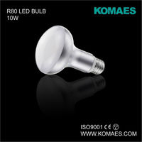 high power led bulb light with 810lm
