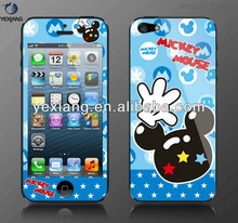 2014 new full body Cartoon for n9000 screen protector