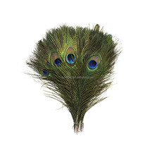 Natural Artificial Peacock Feathers For Mask Decoration In Anhui
