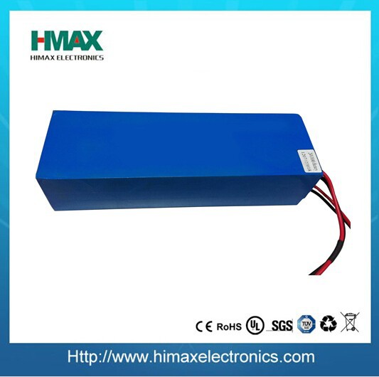 lifepo4 48v 12ah rechargeable electric vehicle battery pack