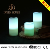 Wholesale coloured lights for diwali/alibaba wedding decorations led candles